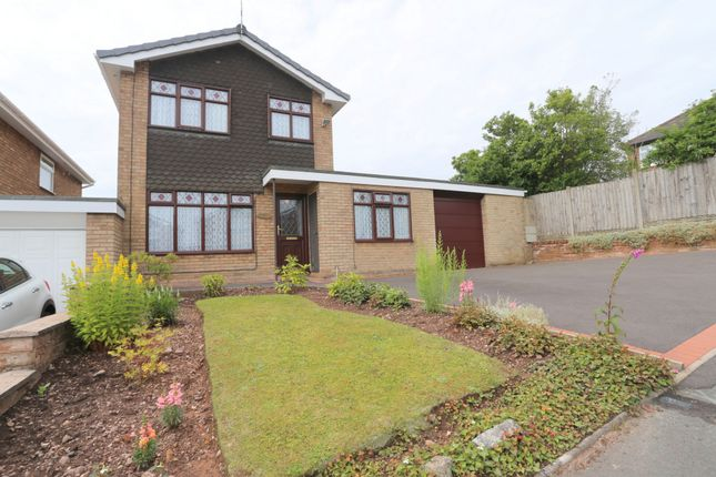 Thumbnail Detached house for sale in Yarnfield Close, Meir
