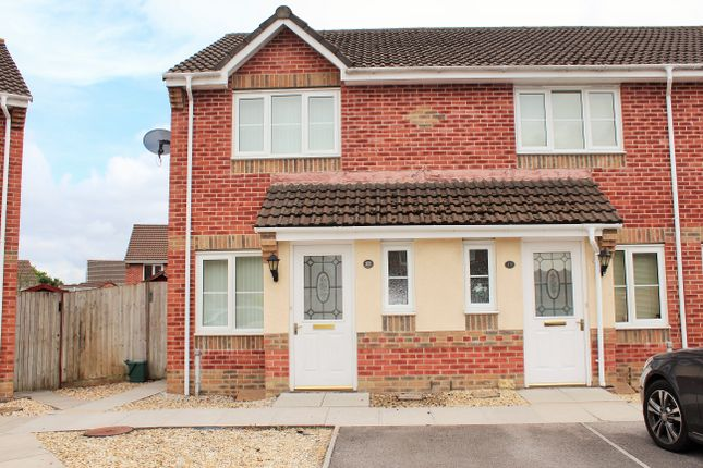 Thumbnail End terrace house to rent in Pen Y Pwll, Pontarddulais, Swansea