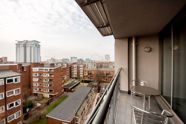 Thumbnail Flat to rent in 264 Waterloo Road, London