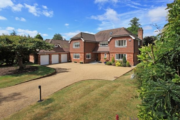 Thumbnail Detached house for sale in Kippington Road, Sevenoaks