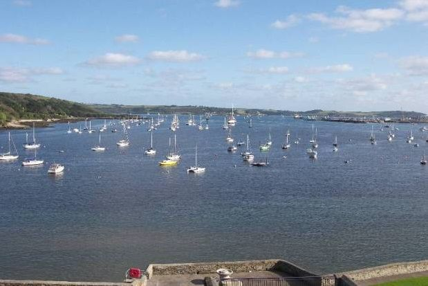Thumbnail Flat to rent in Janes Court, The Packet Quays, Falmouth