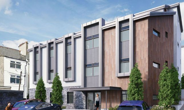 Thumbnail Flat for sale in Beaumont Road, Plymouth, Plymouth