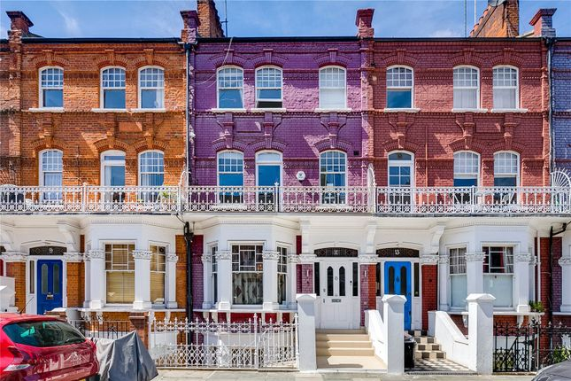 Thumbnail Terraced house for sale in Stonor Road, London