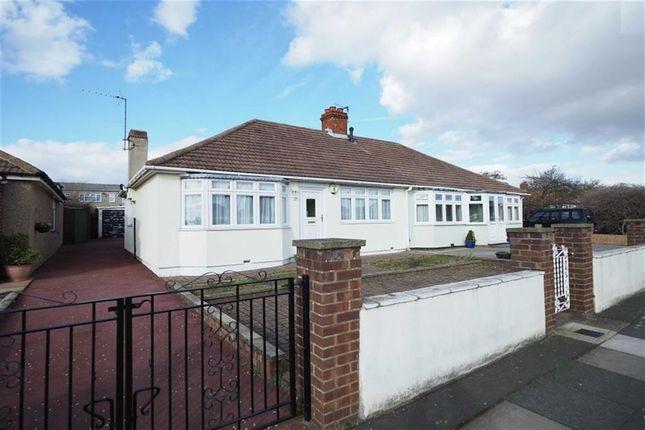 Thumbnail Semi-detached bungalow for sale in Abbotts Walk, Bexleyheath, Kent