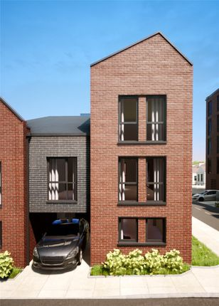 Thumbnail End terrace house for sale in The Chocolate Factory, Co-Operation Road, Greenbank, Bristol