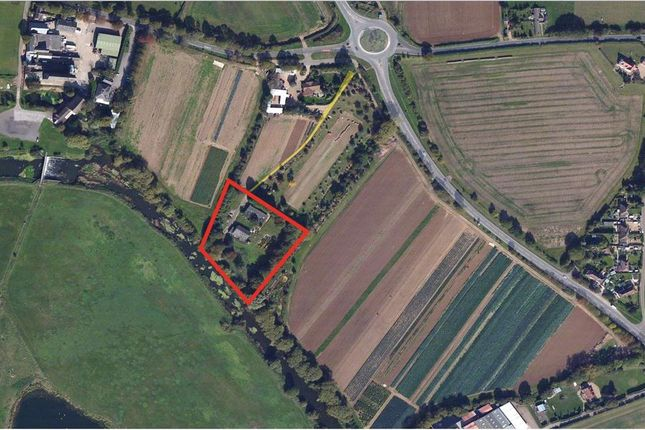 Thumbnail Land for sale in Old Pump Station, Mill Road, Sharnbrook, 1Np