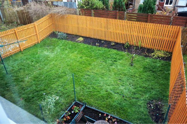 Rear Garden of Oban Terrace, Dundee DD3
