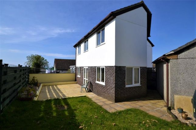 4 bed semi-detached house for sale in Brentwartha, Polperro, Looe, Cornwall