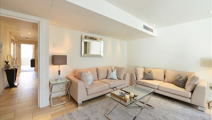 Flat to rent in Young Street, High Street Kensington