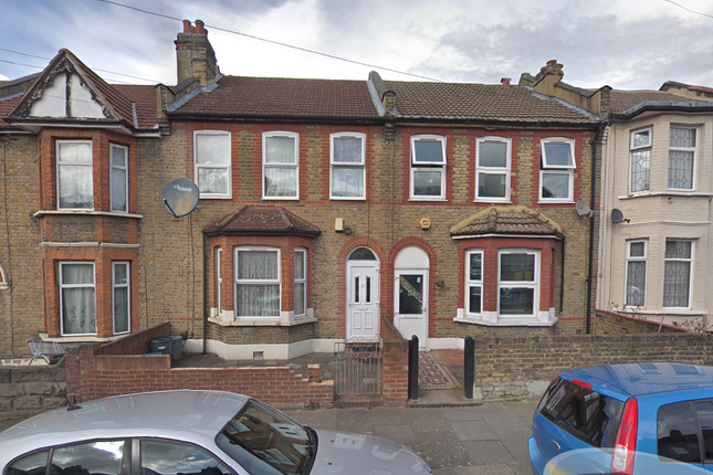 Thumbnail Terraced house to rent in Paget Road, Ilford