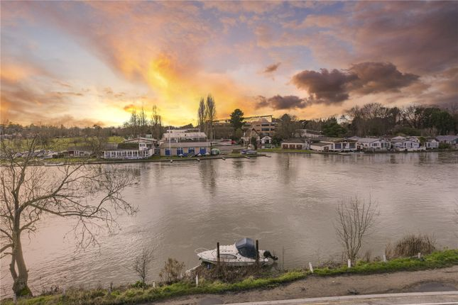 Thumbnail Detached house for sale in Lower Ham Road, Kingston Upon Thames, Surrey