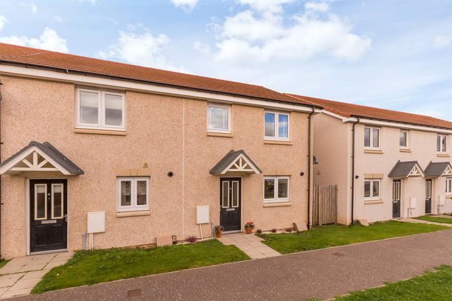Thumbnail End terrace house for sale in Burns Wynd, Musselburgh, East Lothian