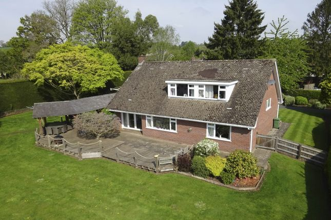 Thumbnail Detached house for sale in Hampton Road, Oswestry, Shropshire