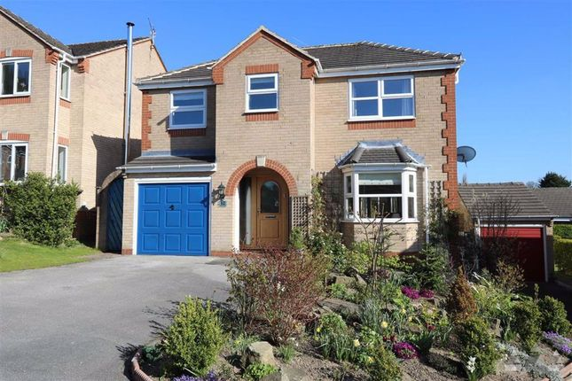 Thumbnail Detached house for sale in School Close, Darley Dale, Matlock, Derbyshire