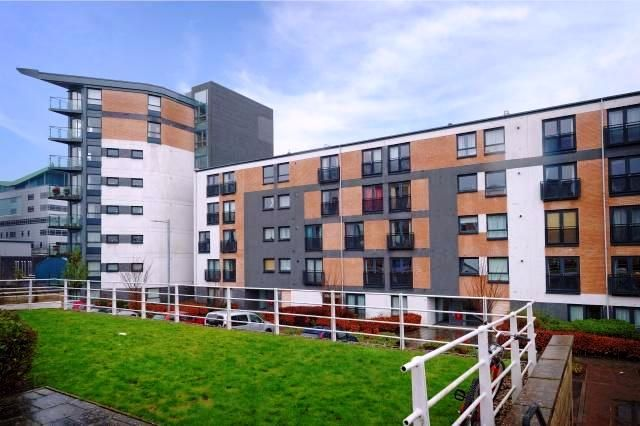 Thumbnail Flat to rent in 5 Firpark Court, Dennistoun, Glasgow