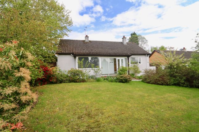 Thumbnail Detached bungalow for sale in 6 Muirpark Way, Drymen, Glasgow