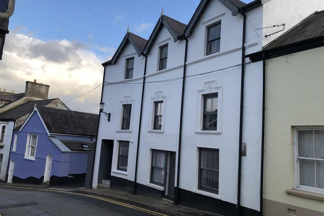 Thumbnail Flat for sale in Carmarthen Street, Llandeilo