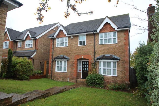 Thumbnail Detached house to rent in Stockhams Close, Croydon, Surrey