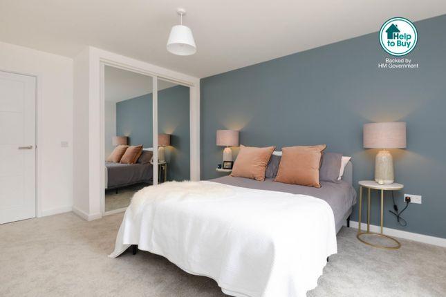 Show Apartment Bedroom