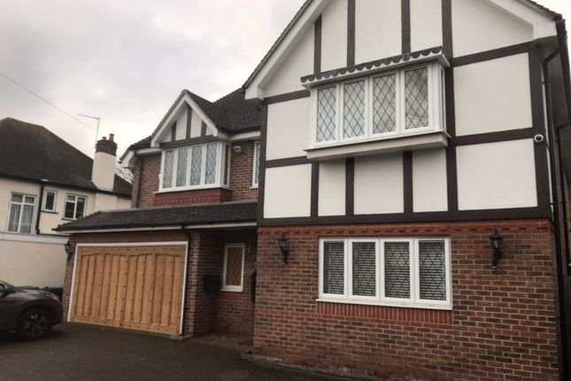 Thumbnail Detached house to rent in Hillview Road, Pinner