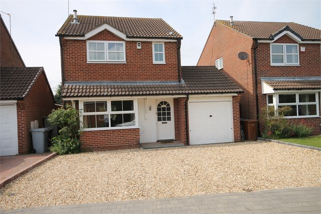 Thumbnail Detached house for sale in The Weavers, Newark, Nottinghamshire.