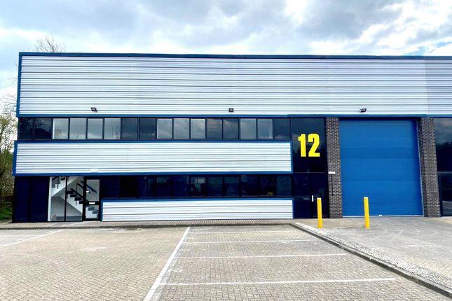 Thumbnail Warehouse to let in Unit 12, Saxon Park Industrial Estate, Denbigh East, Milton Keynes