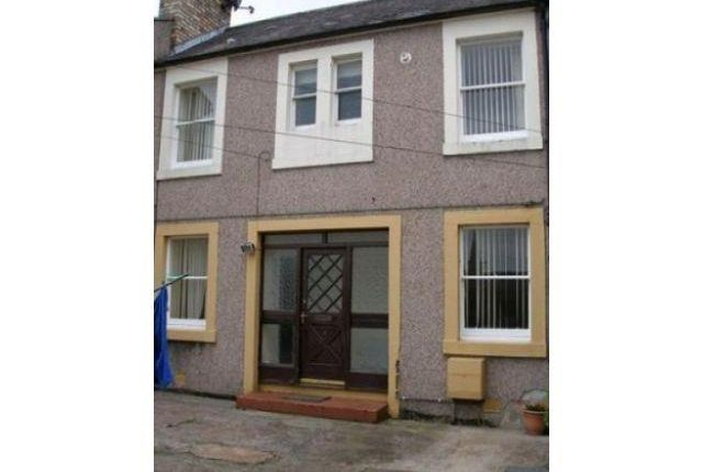 Thumbnail Terraced house to rent in Stanley Place, Annan