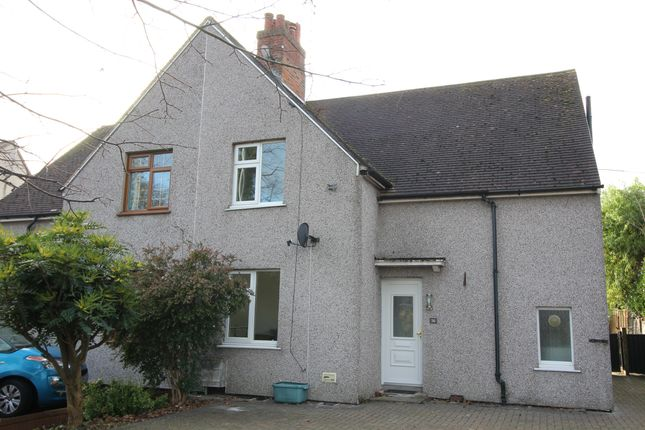 3 bed semi-detached house to rent in Church Road, Tiptree, Colchester CO5