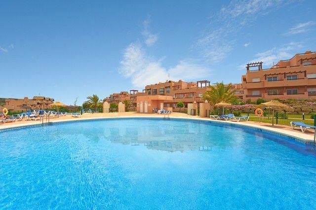 Pool And Urb. of Spain, Málaga, Casares, Casares Playa