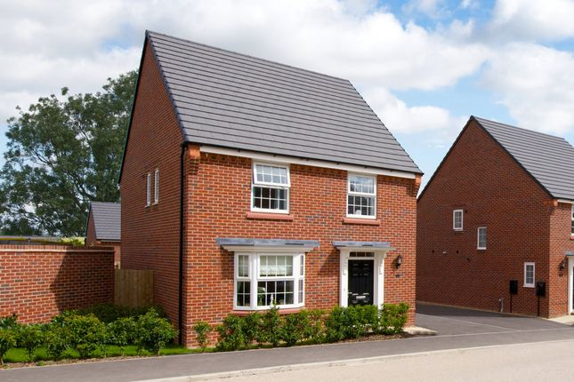 """Thumbnail Detached house for sale in """"Burghley"""" at Harbury Lane, Heathcote, Warwick"""