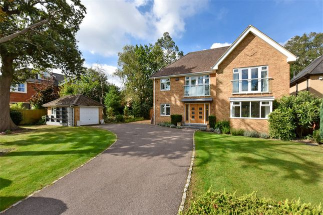 Thumbnail Detached house to rent in Daleside, Gerrards Cross, Buckinghamshire