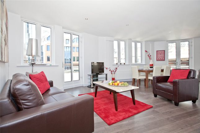 Thumbnail Flat to rent in One Whites Row, White's Row, Liverpool Street, London