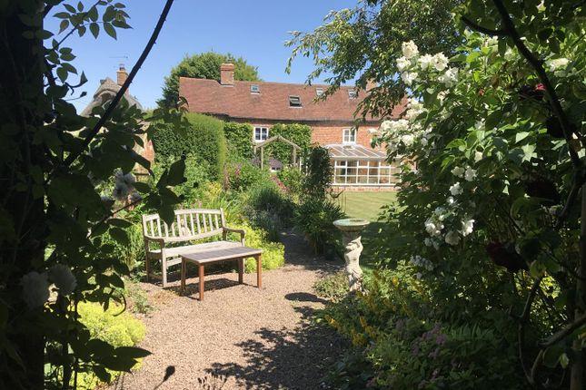 Thumbnail Detached house for sale in Village Street, Aldington, Evesham, Worcestershire