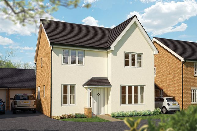 """4 bed detached house for sale in """"The Aspen"""" at Binhamy Road, Stratton, Bude EX23"""