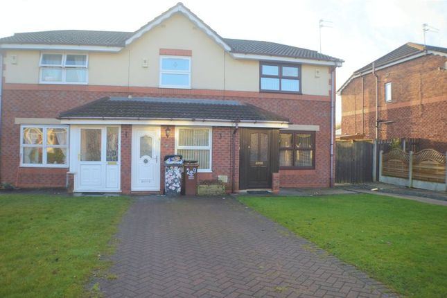 Thumbnail Mews house to rent in April Close, Oldham