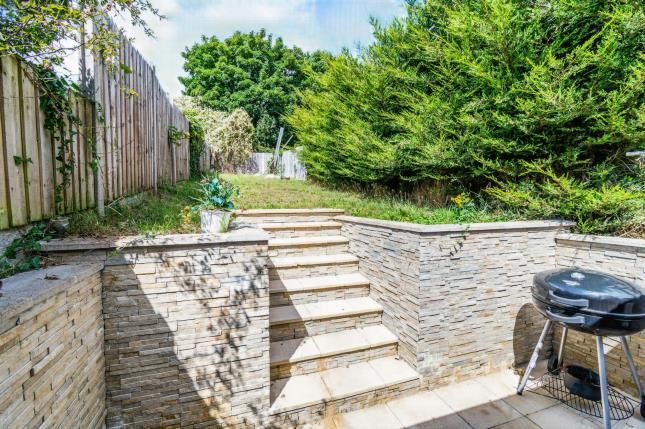 Garden of Osborne Road North, Portswood, Southampton SO17
