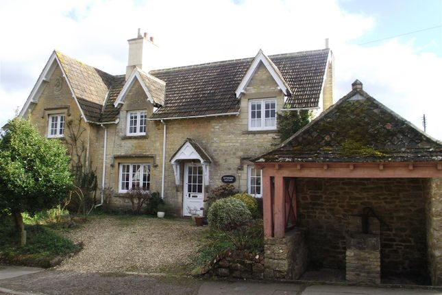 Thumbnail Semi-detached house for sale in September Cottage, Bremhill, Calne