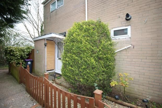 Thumbnail End terrace house for sale in Barnets, Greenmeadow Cwmbran