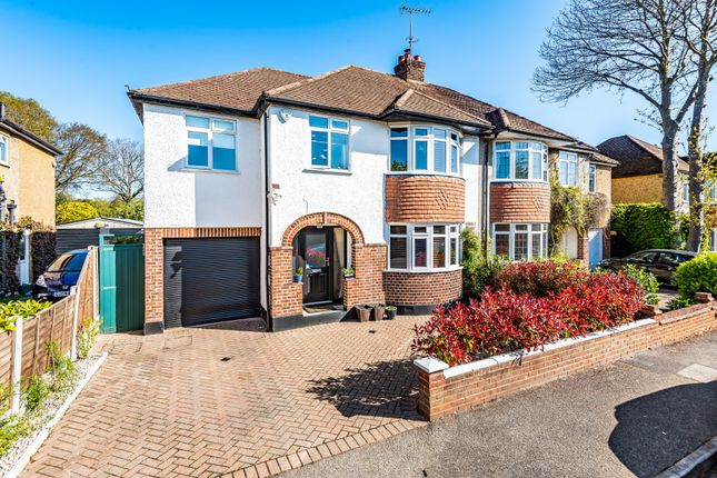 Thumbnail Semi-detached house for sale in Ottershaw, Surrey
