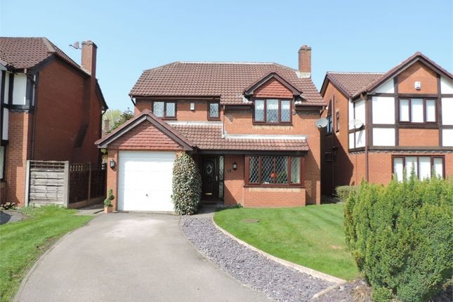 Thumbnail Detached house for sale in Berkeley Crescent, Radcliffe, Manchester, Lancashire