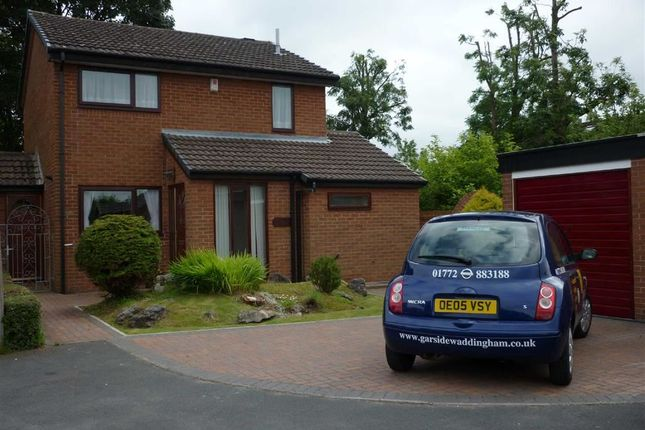 Thumbnail Detached house to rent in Little Close, Penwortham, Preston