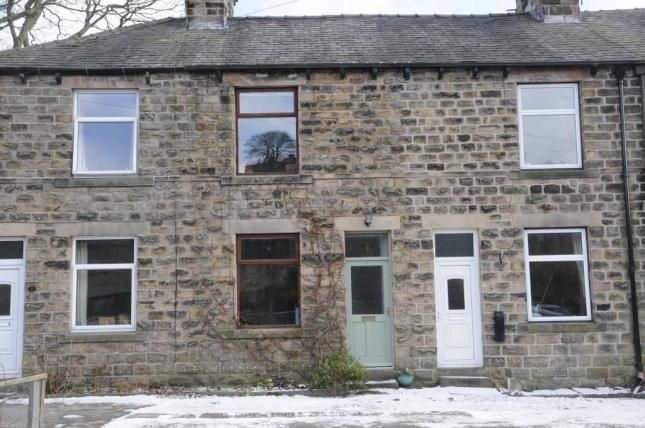 2 bedroom terraced house for sale in Barnfield Cottages, Hathersage, Hope Valley, Derbyshire