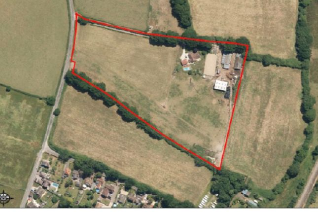 Thumbnail Land for sale in Maddoxford Lane, Botley, Southampton