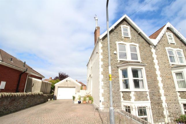 Thumbnail Semi-detached house for sale in Mayfield Park, Fishponds, Bristol