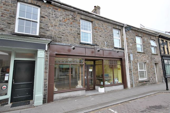 Thumbnail Property for sale in St. John Street, Whitland