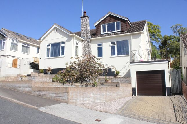 4 bed detached house for sale in Dolphin Court Road, Preston, Paignton