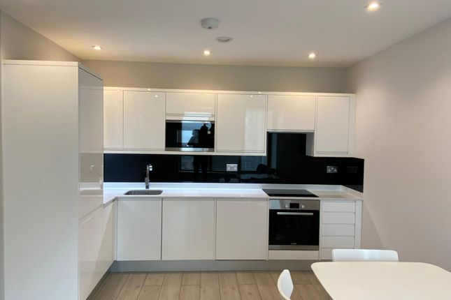 1 bed flat to rent in Lanmor House, London HA9