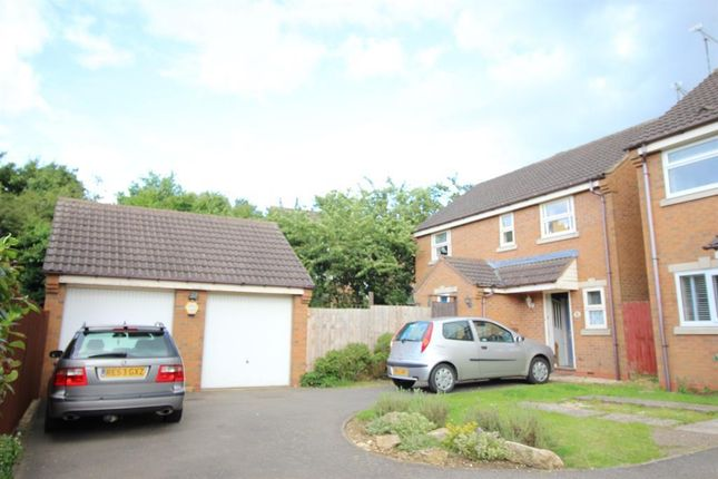 Thumbnail Detached house to rent in Barth Close, Great Oakley, Corby
