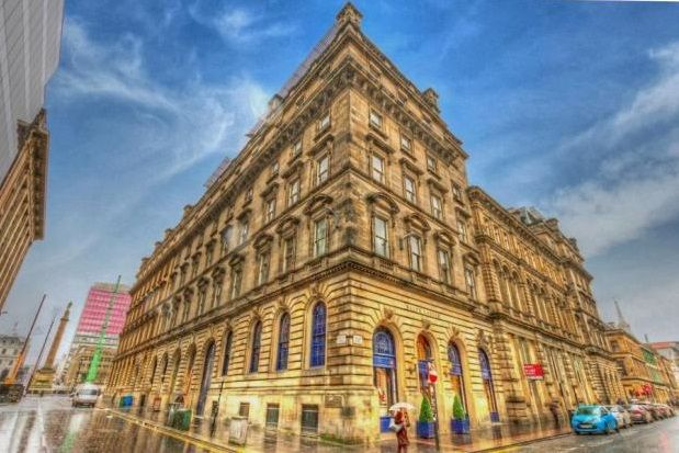 Thumbnail Flat to rent in Gpo, 5 South Frederick Street, Merchant City