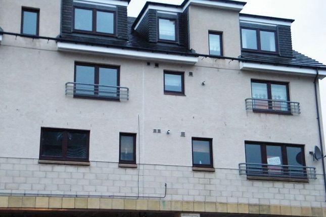 Thumbnail Flat to rent in James Short Park, Falkirk